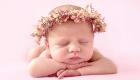 Gorgeous newborn baby photos